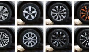 Оригинальные диски для Volkswagen T-Roc