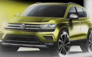 Кроссовер Volkswagen Tharu начнут производить в России вместо T-Roc
