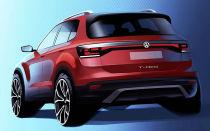 Volkswagen представил новый кроссовер T-Cross