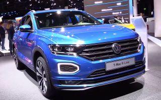 2018 Volkswagen T-Roc R-Line — обзор интерьера и экстерьера