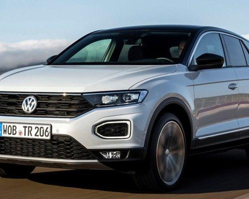 Volkswagen планирует производство гибрида T-Roc GTE ?