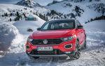 Тест-драйв VW T-Roc: асфальт и снег