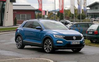 Заряженная версия Volkswagen T-Roc