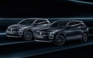 Вышли две спецверсии Volkswagen T-Roc: Black и Cyber