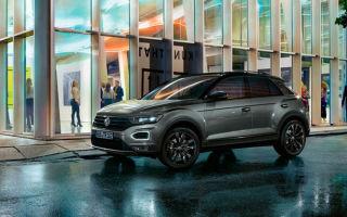 Volkswagen T-Roc получил версию Black Edition