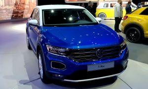 Будет ли популярен Volkswagen T-Roc в России?