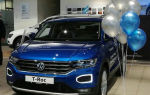 Продажа Volkswagen T-Roc в Европе