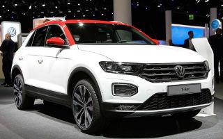 Когда намечен старт продаж Volkswagen T-Roc в России?