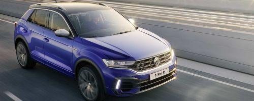 Volkswagen обнародовал характеристики T-Roc R