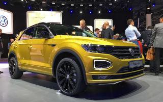 Volkswagen T-Roc: Комплектации и цены