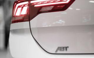 Тюнинговая версия Volkswagen T-Roc от ателье ABT