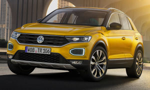 Технические характеристики Volkswagen T-Roc