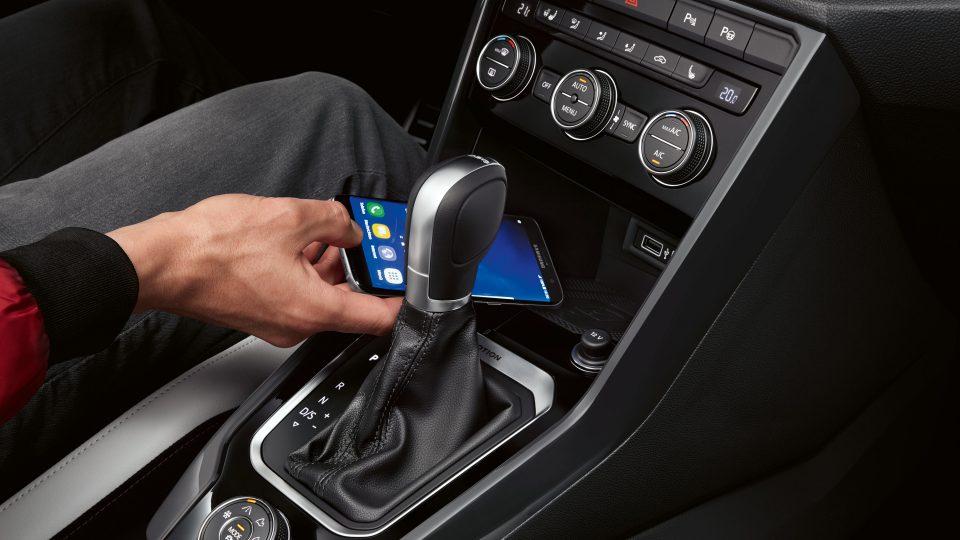 VW T-Roc с функцией комфорт