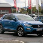 Реальное фото VW T-Roc