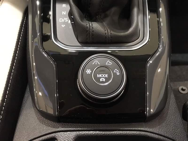 Volkswagen T-Roc Управление полным приводом