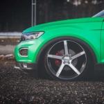 Volkswagen T-Roc Тюнинг литые диски Dotz