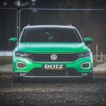 Volkswagen T-Roc Занижение