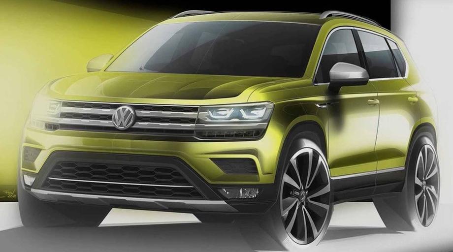 Volkswagen Volks-SUV