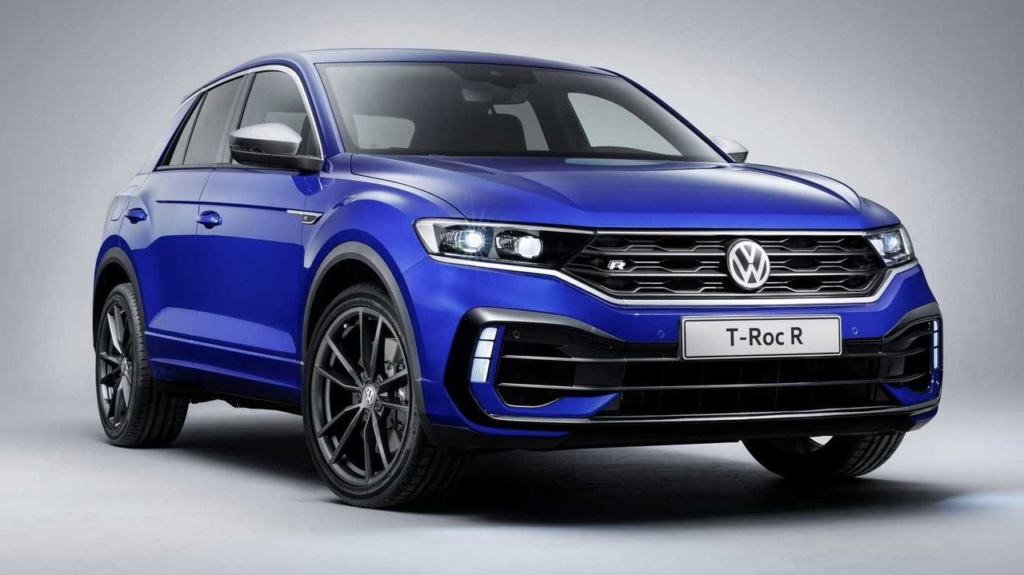 Volkswagen T-Roc R Official photo 01