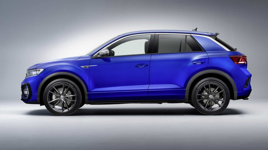 Volkswagen T-Roc R Official photo 02