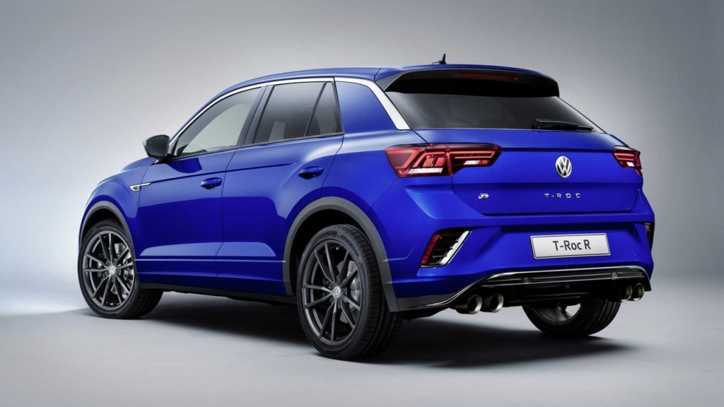 Volkswagen T-Roc R Official photo 03
