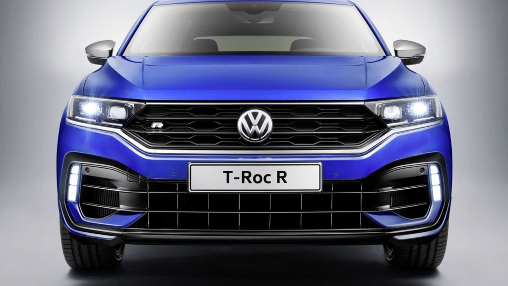 Volkswagen T-Roc R Official photo 05