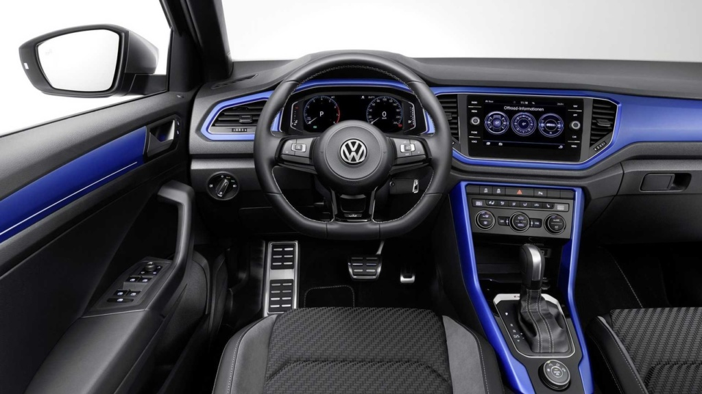 Volkswagen T-Roc R Official photo 15