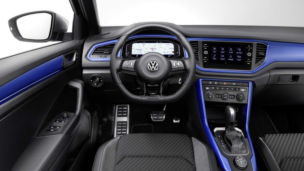 Volkswagen T-Roc R Official photo 16