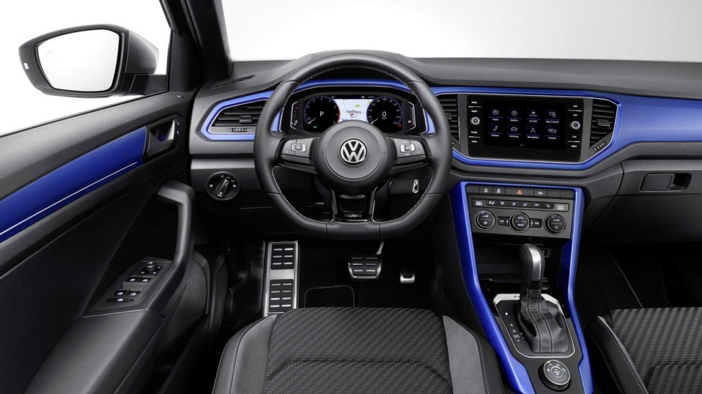 Volkswagen T-Roc R Official photo 17