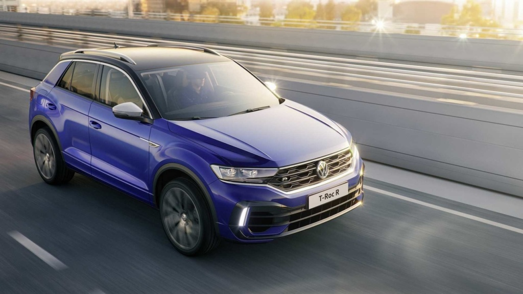 Volkswagen T-Roc R Official photo 20