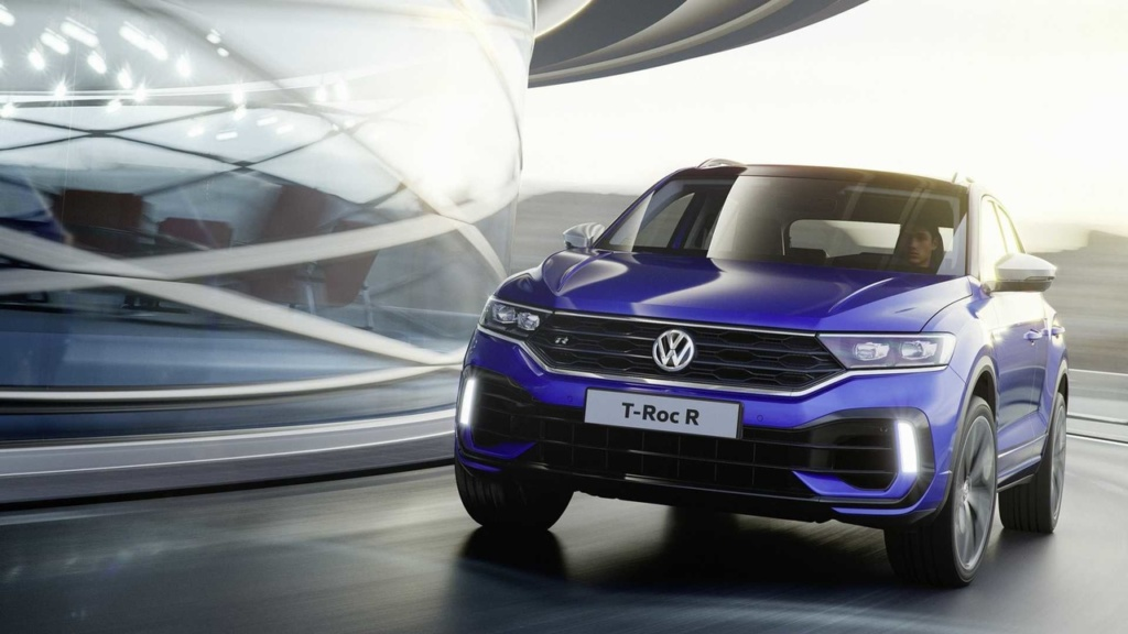 Volkswagen T-Roc R Official photo 21