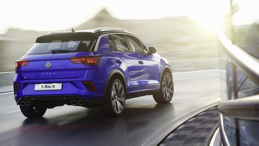 Volkswagen T-Roc R Official photo 22