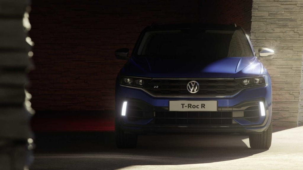 Volkswagen T-Roc R Official photo 23